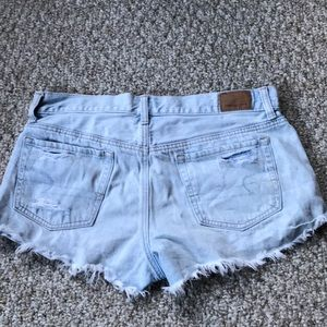 American Eagle Outfitters Shorts - Am eagle jean shorts. Button Fly - Size 8